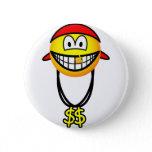 Rapper emoticon   buttons
