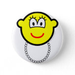Pearl necklace buddy icon   buttons