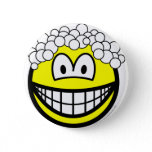 Hair washing smile   buttons