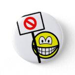 Demonstrator smile   buttons