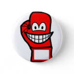 Boxingglove smile   buttons