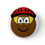 Biker emoticon muddy  buttons