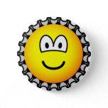 Bottle cap emoticon   buttons