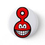 Teletubbie smile Po  buttons