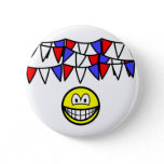 Bunting smile   buttons