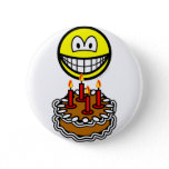 Blowing out candles smile   buttons