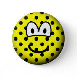 Polka dotted emoticon   buttons