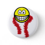 Feathered boa smile   buttons