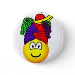 Fruit hat emoticon   buttons