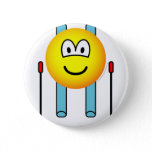 Skiing emoticon   buttons