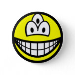 Three eyed smile   buttons
