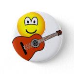 Acoustic guitar emoticon   buttons