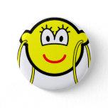 Big hoop earrings buddy icon   buttons