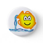 Aquarius emoticon Zodiac sign  buttons