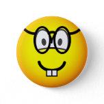 Nerd emoticon   buttons