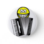 Accordion playing smile   buttons