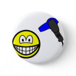 Hair drying smile   buttons