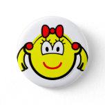 Schoolgirl buddy icon   buttons