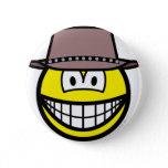 Cowboy smile   buttons