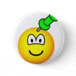 Thumbtack emoticon Drawing pin  buttons