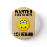 Wanted poster emoticon   buttons