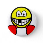 Boxing smile knocked out tooth  buttons