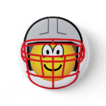 Football player emoticon   buttons