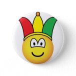 Joker/Carnival emoticon   buttons