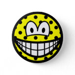 Polka dotted smile   buttons