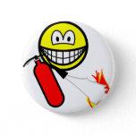 Fire extinguising smile   buttons