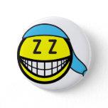 Sleeping cap smile   buttons