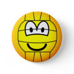 Volleyball emoticon   buttons