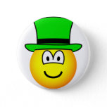 Green hat emoticon Six Thinking Hats - Creative Lateral Thinking  buttons