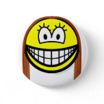 Brunette smile   buttons
