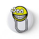 Hawaiian smile   buttons