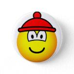 Bobble hat emoticon   buttons