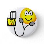 Heart defibrillator emoticon   buttons
