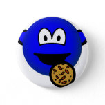 Cookie monster emoticon   buttons