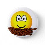 Birds nest emoticon   buttons