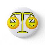 Libra emoticon Zodiac sign  buttons