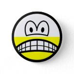 Half empty smile Pessimist  buttons