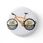 Mountain bike smile   buttons