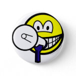 Megaphone smile new  buttons