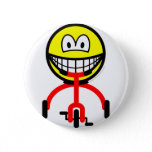 Tricycle smile Riding  buttons