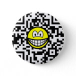 Qr Code smile 2D barcode  buttons