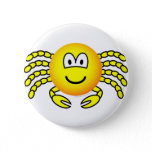 Cancer emoticon Zodiac sign  buttons