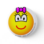 Baby girl emoticon   buttons