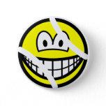Tennisball smile   buttons