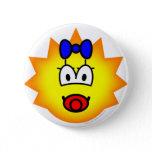 Simpson emoticon Maggie  buttons