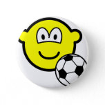 Footballing buddy icon soccer  buttons